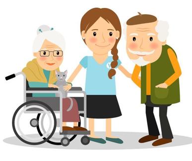 Центр по оказанию гражданам пожилого возраста консультативной и социально-бытовой помощи